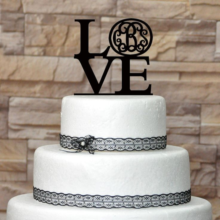 102 best Wedding cake toppers images on Pinterest | Cake wedding ...