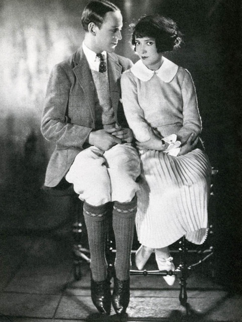11-11-11  Fred and Adele Astaire. 1926. Fred-dancer, singer, actor-so versatile!
