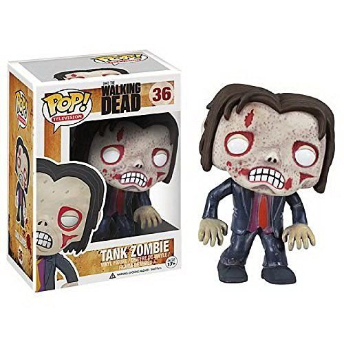 The 10 Best Walking Dead Funko Pops  The Walking Dead doesn't pull many punches when it comes to gore and the Funko Pop figures based on the show aren't afraid of a little blood either. In fact blood stains and gore make The Walking Dead Funko Vinyl Pop figures even more desirable than their cleaner counterparts.  Here are the 10 coolest The Walking Dead Funko Pops.   Tank Walker  Ultimately The Walking Dead is about human relations in a post-apocalyptic world but it's the zombies that set…