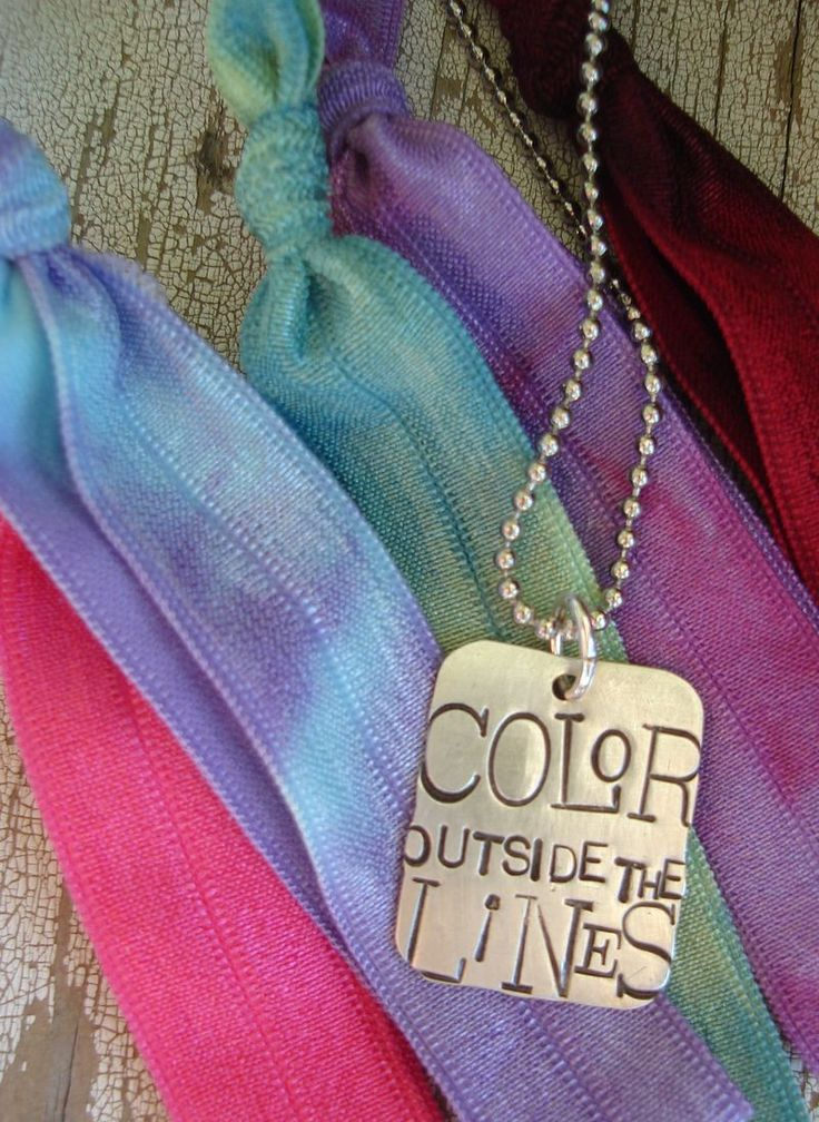 color outside the lines by beth schalebenAltered Jewelry, Jewelry Design, Jewelry Accessories, Jewelry Beautiful, Colors Pi, Necklaces, Jewels, Jewelry Hair, Jewelry Ideas