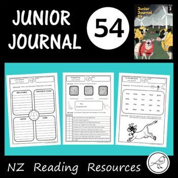 11 best Junior Journal worksheets images on Pinterest | Worksheets ...