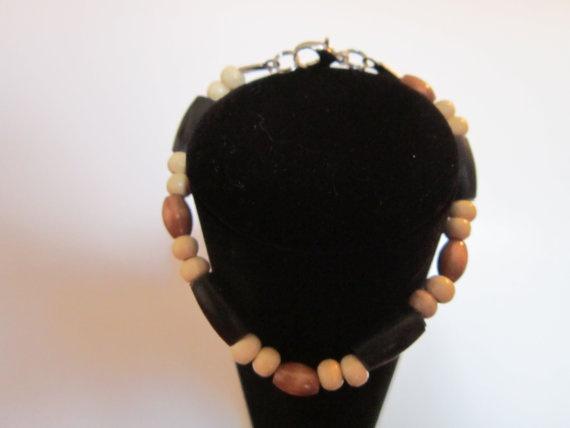 Southwestern style bracelet by myhobbyroom on Etsy, $7.00