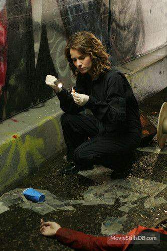 """""""CSI: NY"""" Anna Belknap"""