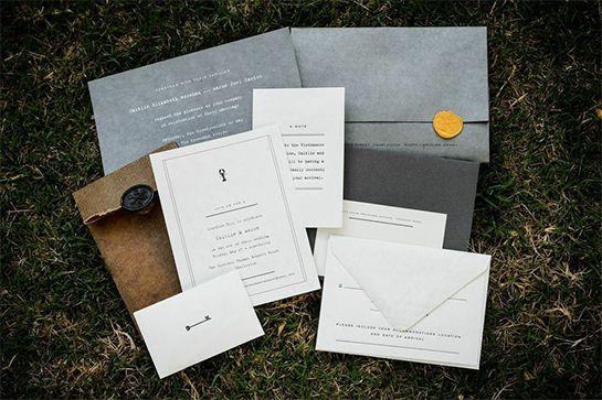 Martha Stewart Weddings - Retro Charleston Wedding