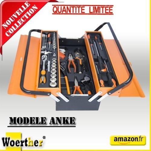 Caisse à outils WOERTHER, complète ANKE 48 Pièces OP095, Boite à outils de Woerther, http://www.amazon.fr/dp/B008VP543E/ref=cm_sw_r_pi_dp_tyqTqb0MAWQC7