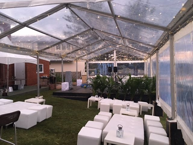 CLEAR ROOF MARQUEES WITH CLEAR SPAN FRAME AVA PARTY HIRE http://www.avapartyhire.com.au/marquee-hire#clear-span Call us on 9938 5599 for a quote