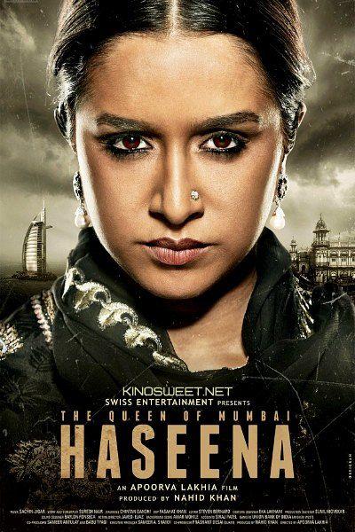 Фильм Хасина, королева Мумбаи онлайн бесплатно