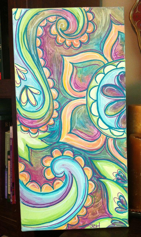 Arts, Eats, and Beats. . .and I have a prize winner:-) | Jenny Hall Art