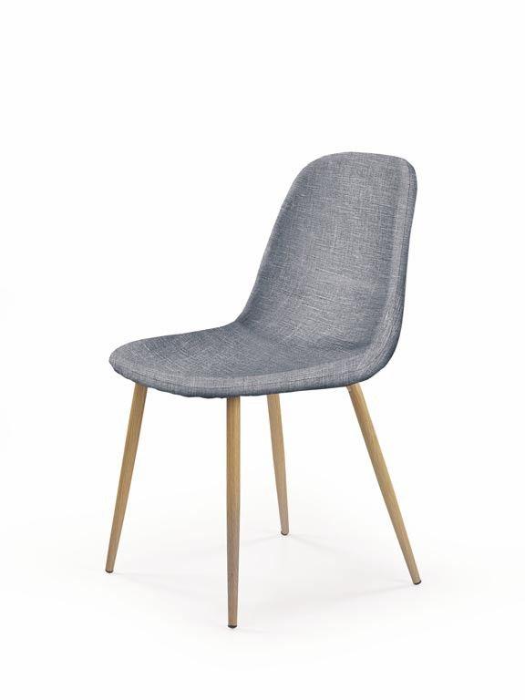 Krzesło K220 popielaty