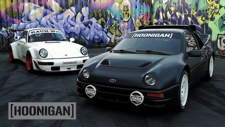 Hoonigan Dt 161 Ken Block S Dream Car 1986 Ford Rs200 Ken