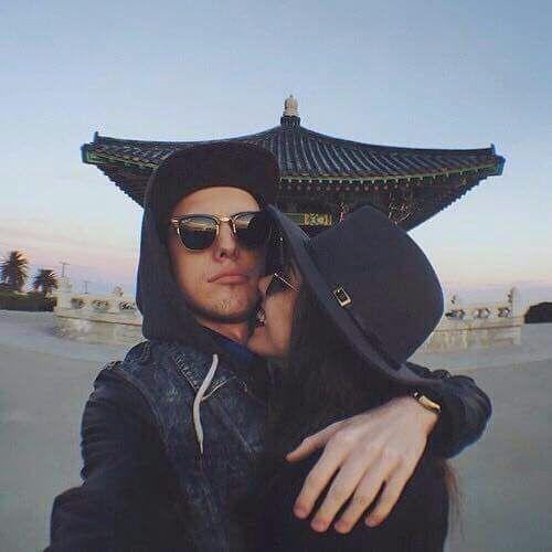 альтернатива, Китай, пары, гранж, счастье, счастливые, хипстер, объятия, поцелуй, жизнь, любовь, любовники, любящие, отношение, селфи, стиль, солнцезащитные очки, путешествие, XOXO