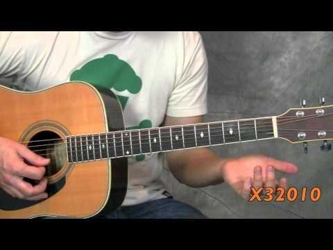 Super Easy Beginner Guitar Lesson-Knockin On Heaven's Door-Bob Dylan - YouTube