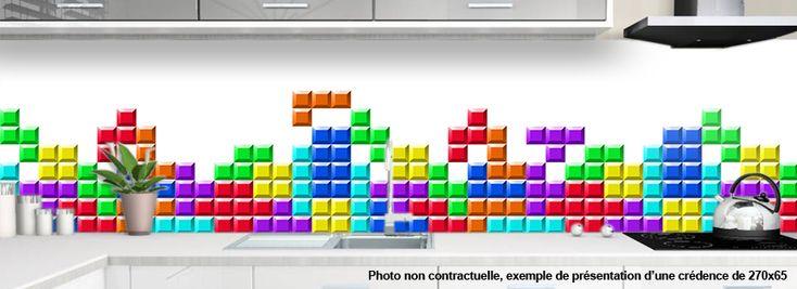 crédence Tetris 2 - design-credence-deco.fr