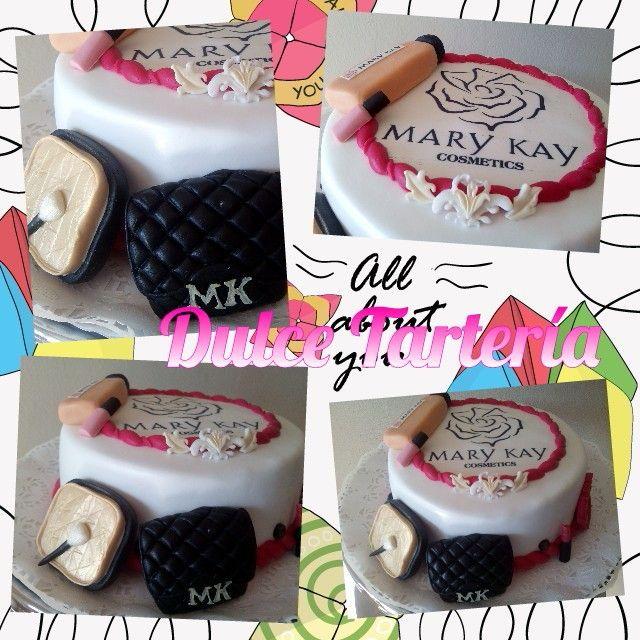 Tarta Mary Kay