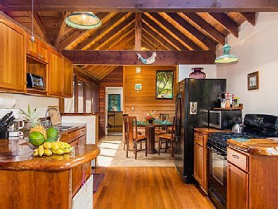 Bungalow vacation rental in Haena, Kauai, HI, USA from VRBO.com! #vacation #rental #travel #vrbo