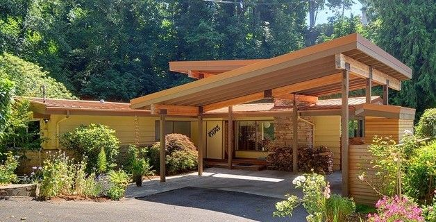 17 Best Images About Carport On Pinterest Mid Century