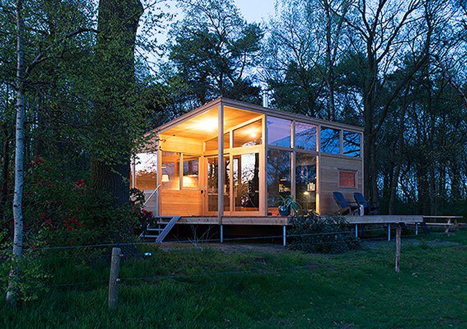 Modern Vacation Rentals Netherlands | boutique-homes.com