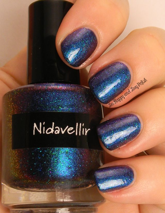 CrowsToes- Nidavellir BN $10 (swatched on nail ring)