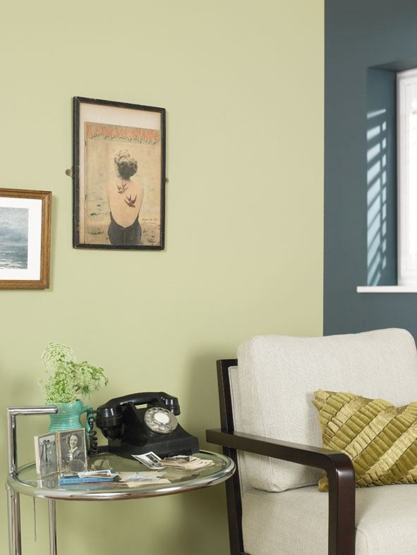 Features crown paints vintage range land army green and rock a billy blue crown paint i have - Crown exterior paint colour chart style ...