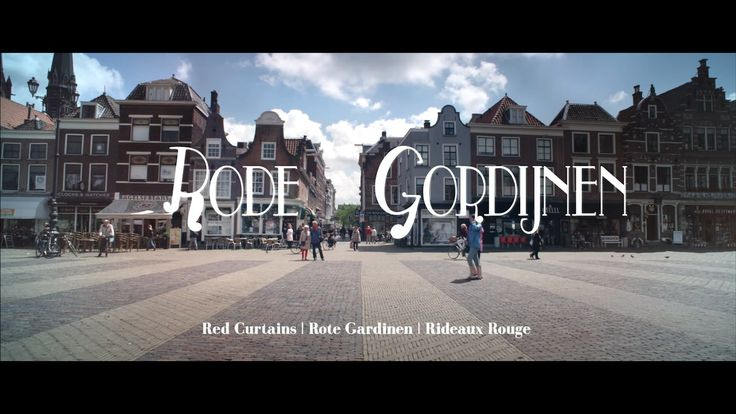 Rode Gordijnen (Red Curtains) - Short Film by Freek Zonderland