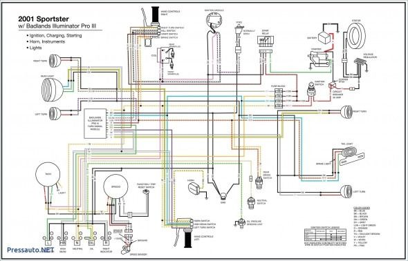 Bmw E36 Tail Light Wiring Diagram In 2020 Motorcycle Wiring Harley Davidson Sportster Diagram