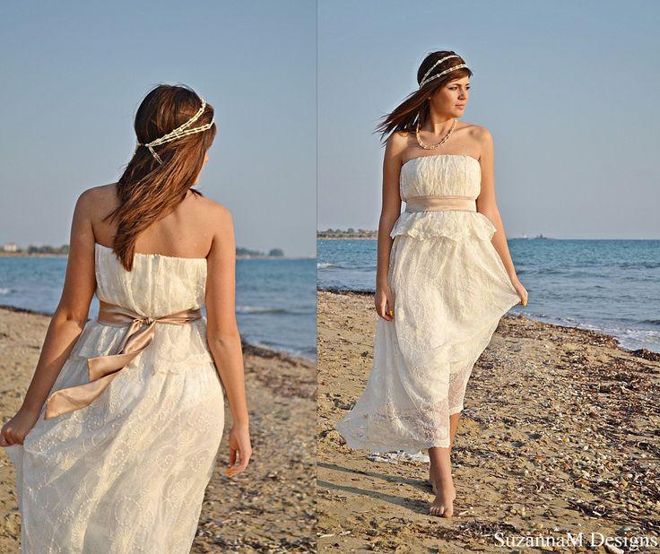 7 best 70s Wedding Dresses images on Pinterest   Bridal dresses ...