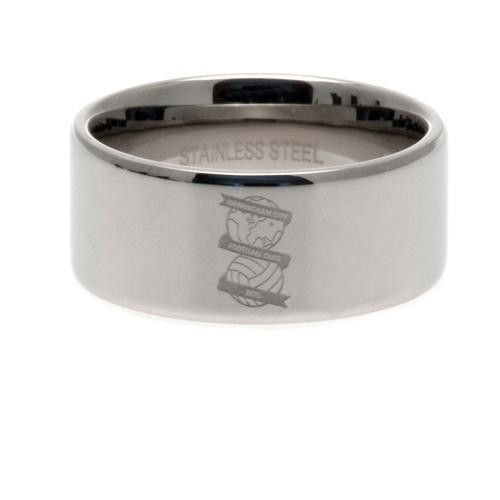 Birmingham City F.C. Band Ring Large