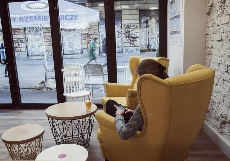 Cupcake Corner Bakery, Chmielna 21 w Warszawie   KDesign Architekci projekt biura, projekty sklepów, projekty restauracji
