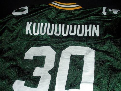 Pretty much the dumbest thing I have ever seen. Also, relevant to my rant today from the Vikings/Packer playoff recap.