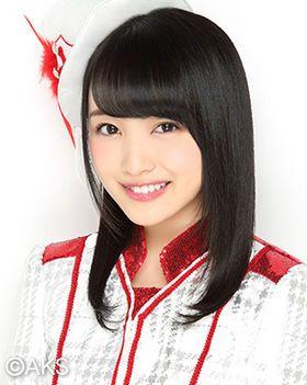 AKB48 - Team K - Mion Mukaichi - Born in 1998. #Fashion #Jpop