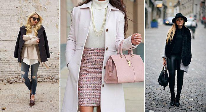 30 υπέροχες προτάσεις για χειμωνιάτικο ντύσιμο
