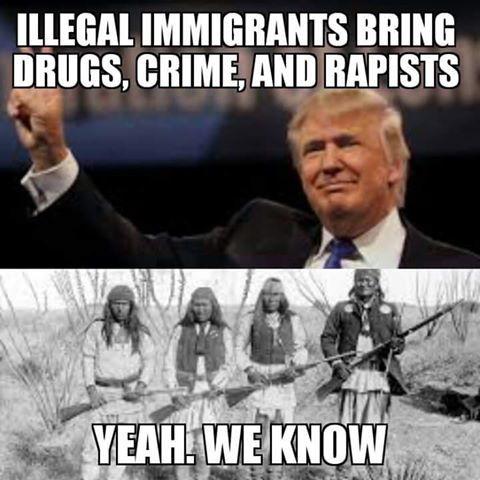 Native American rant