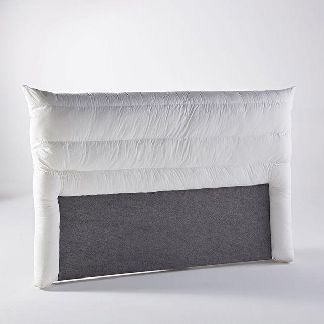 Les 25 meilleures id es de la cat gorie t te de lit matelass e sur pinterest d cor de chambre - Tete de lit hauteur cm ...