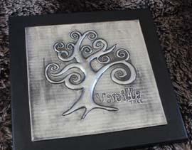 Tree of Life... Made using Pewter Craft