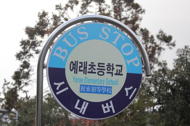 제주특별자치도 서귀포서 예래동 예래초등학교