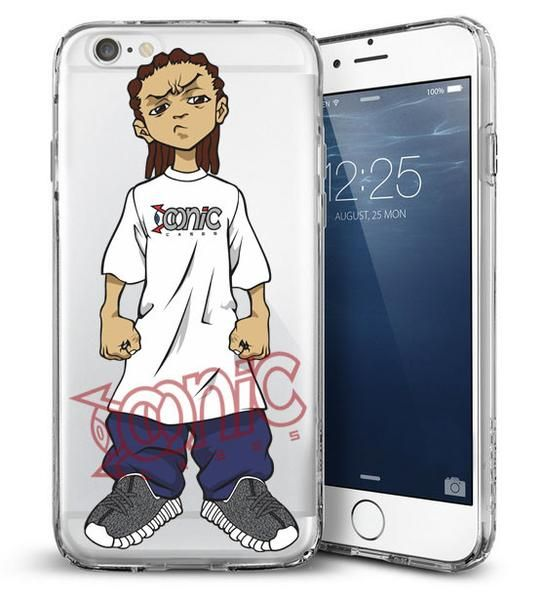 Boondocks Riley - iPhone Cases One of the funniest cartoon characters out!  iPhone 5 Boondocks Case  iPhone 5s Boondocks Case  iPhone 6 Boondocks Case  iPhone 6s Boondocks Case  iPhone 6+ Boondocks Case  iPhone 6s+ Boondocks Case  iPhone 7 Boondocks Case  iPhone 7+ Boondocks Case