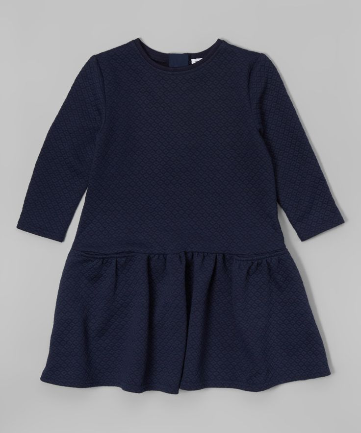 Look at this #zulilyfind! French Connection Generation Diamond A-Line Dress - Toddler & Girls by French Connection #zulilyfinds