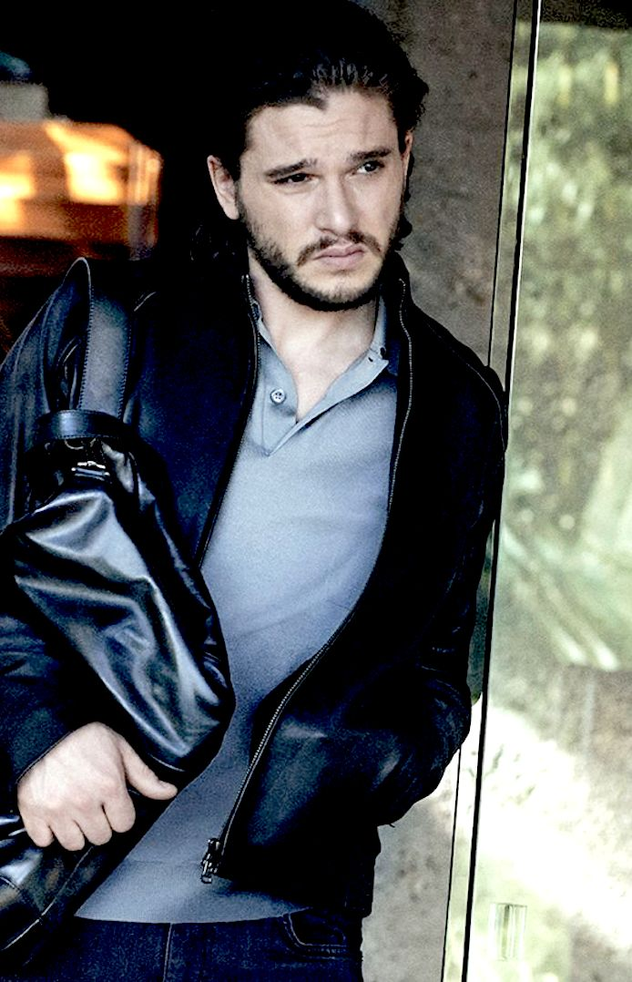 The one and only Kit Harington — casaharington:   Kit Harington for Jimmy Choo