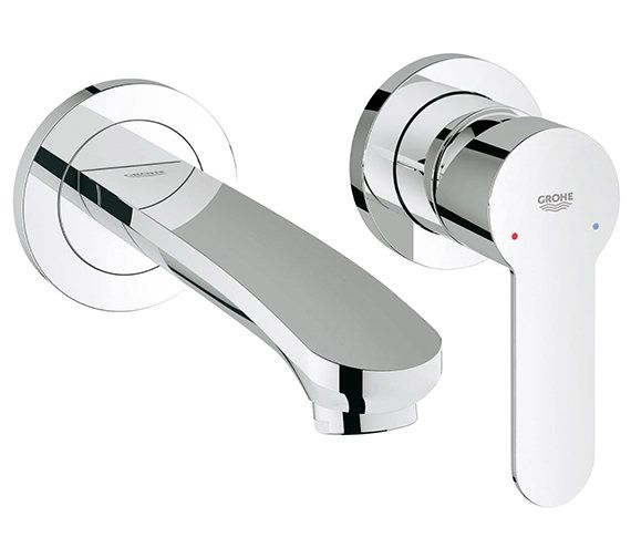 Grand sale on this Grohe Eurostyle Cosmo Wall Mounted Basin Mixer Tap. Manufacturing code of this Basin Mixer Tap is 19571002.