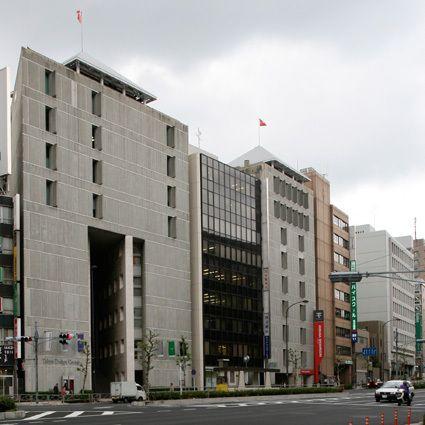 東京デザインセンター by マリオ・ベリーニ