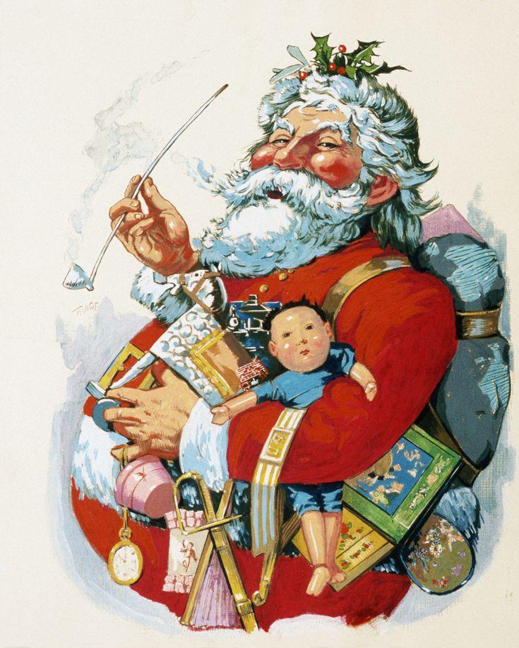 Święty Mikołaj czy Santa Claus? - prawdziwa historia - https://123tlumacz.pl/swiety-mikolaj-czy-santa-claus-prawdziwa-historia/