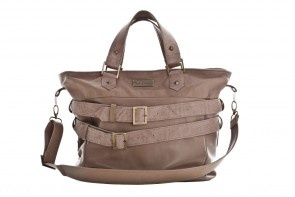 Rock's The Grace Leather Tote. Soft Mink Leather handmade in Cape Town. shop rockandherr.com for complete collection