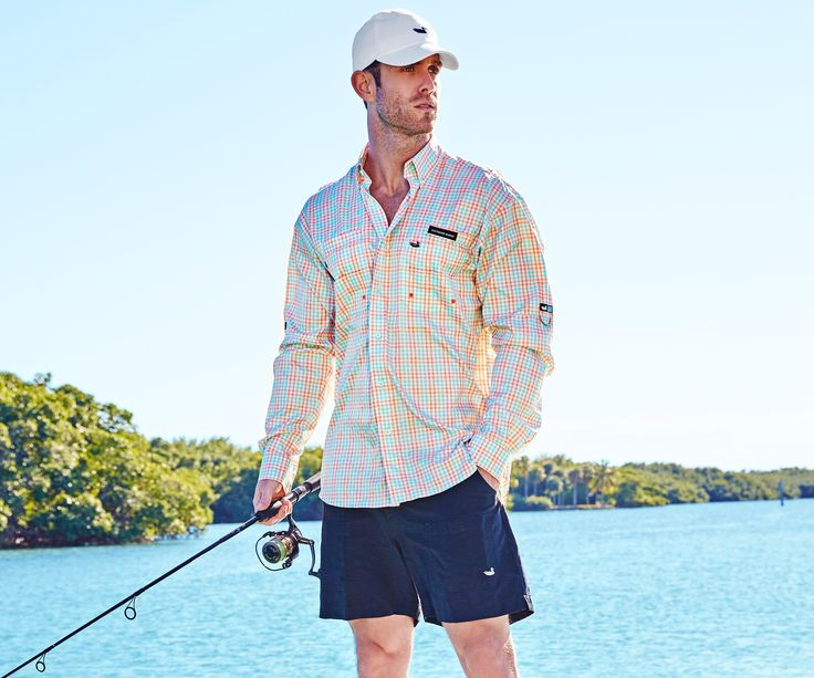 32 best fall 2016 collection images on pinterest fall for Drake fishing shirts