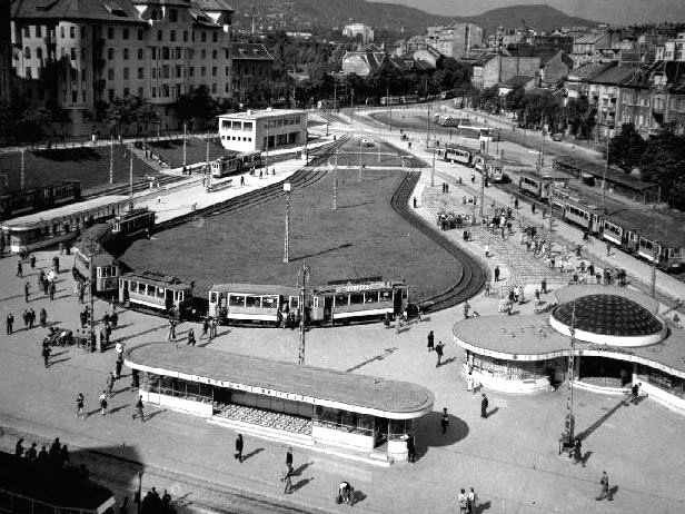 Régen agyagbánya volt, ma Széll Kálmán térnek hívják | 24.hu