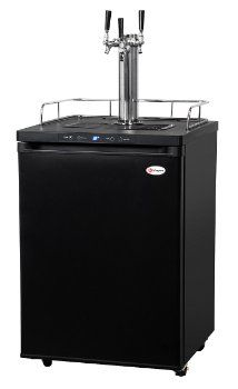What is the best Home Kegerator for the Money? These draught beer coolers will keep your kegs cold and allow you to tap fresh beer always. #kitchengadgets #kegerator