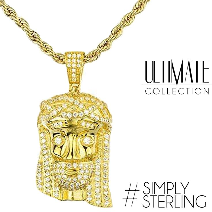We are #simplysterling at #ultimatecollectionnyc!  #sterlingsilver #pentant #necklace #jesus #iced #money #silver #newyork #nyc #nycstyle #bestlife #fire