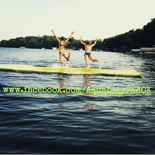 6 x 18 Mat $499.99 can ship to youin the USA for minimal fee 918-286-7900 #usa #MadeInTheUSA #aqualilypadok  #aqualilypad #Lake #Yachting #Sailing #PWC # Rinker #Larson # Chapparel #MasterCraft #SkiNautique #CrownLine #Tige  #VIP  #WaterPlatform #seadoo #JetSki #H2oMat  #WaterToy  #watermat  #Summer2015 #summertime #WaterPark #laketime #Dock #lake #Monterey #Baja #Formula #FunInTheSun #Cruiser #GrandLaker #GrandLake #Skiatook #Keystone #Hudson #Eufaula #Tenkiller #Oolagah #FtGibson#Laketoy…