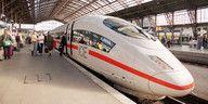 train tickets (German Railways)