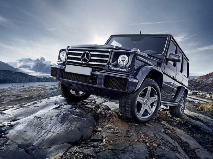 View our New Inventory: Mercedes-Benz G-Class