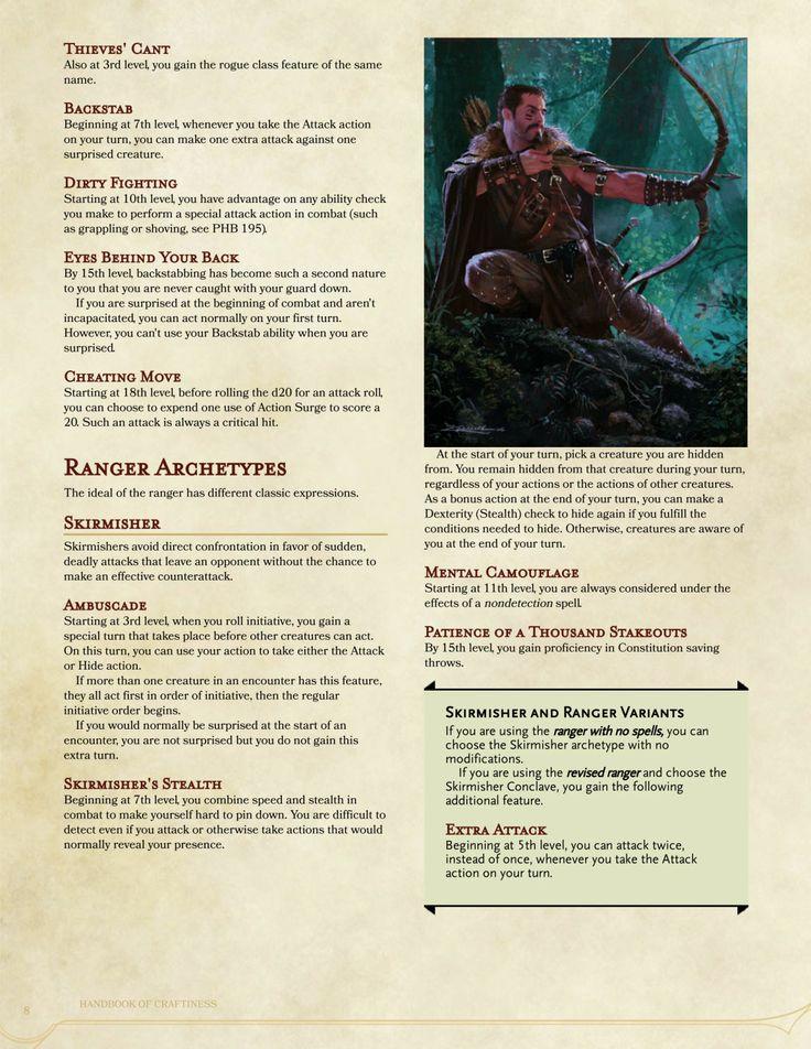 dnd 5e handbook free pdf